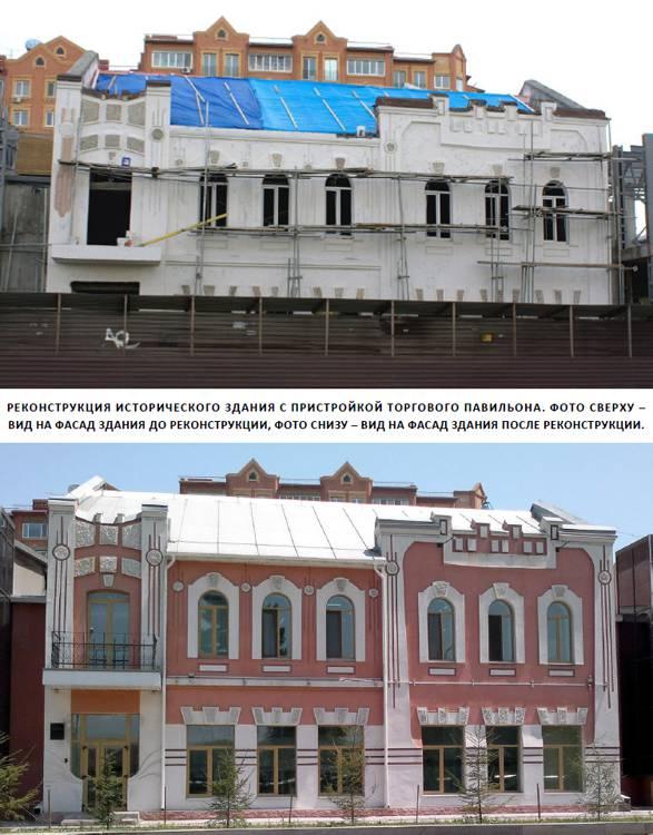 Изменить функциональное назначение здания нам